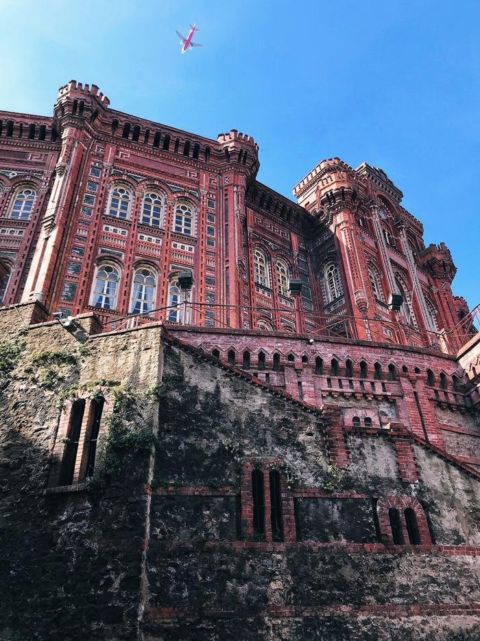 Стамбул - город архитектурных контрастов Архитектура, Школа, Фотография