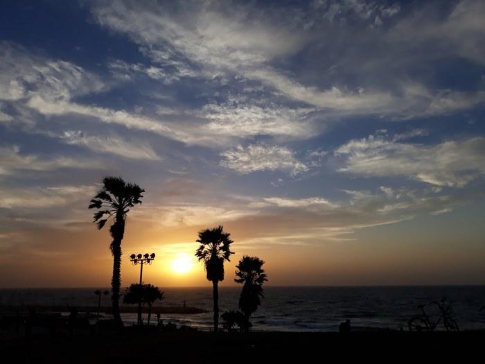 Земля Обетованная. Фото на тапок, Фотография, Израиль, Тель-Авив, Длиннопост