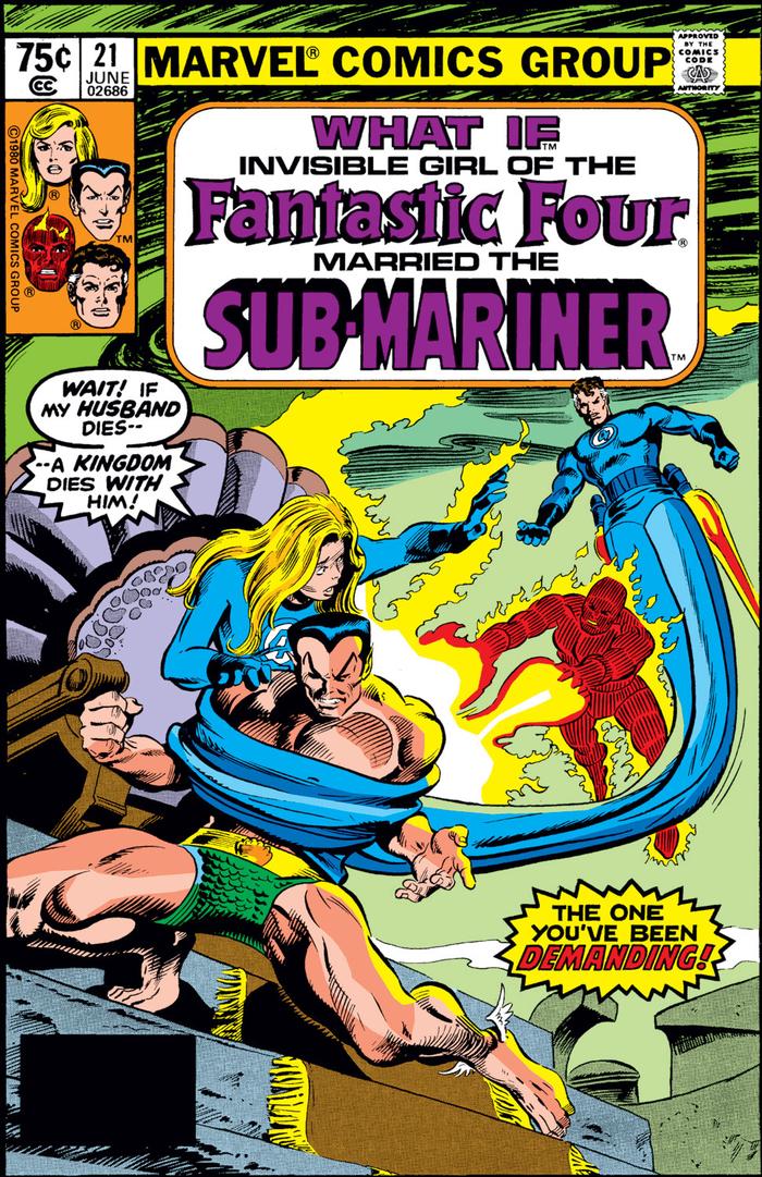 Погружаемся в комиксы: What If #21-30 Супергерои, Marvel, Мстители, Параллельная вселенная, Комиксы-Канон, Длиннопост, Комиксы