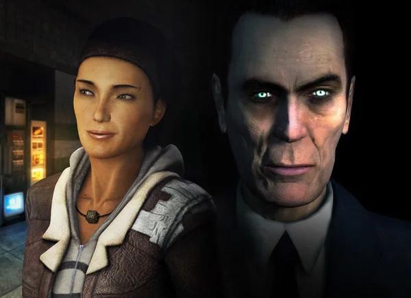 Как устроена лицевая анимация в Half-Life 2 Игры, Компьютерные игры, Half-Life, Half-Life 2, Технологии, Графика, Valve, Ретро-Игры, Гифка, Длиннопост
