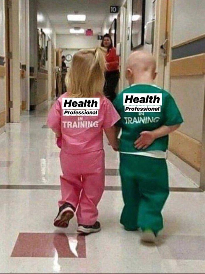 Снимок маленьких детей в медицинской форме привел в ярость пользователей сети Twitter, Дети, Sjw, Сексизм, Абсурд, Двойные стандарты, Длиннопост