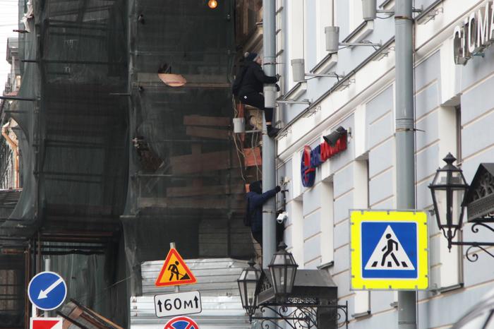 Весенние сруферы Руферы, Санкт-Петербург, Видео, Длиннопост, Строительство, Охрана труда