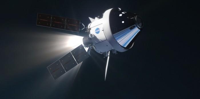 NASA выбрало производителя первого элемента станции NASA Космос, NASA, Blue Origin, Длиннопост, Космическая станция
