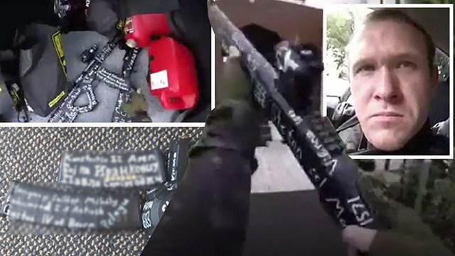 """Черное солнце """"Азова"""": новозеландский террорист симпатизировал украинским карателям Теракт, Украина, Новая зеландия"""
