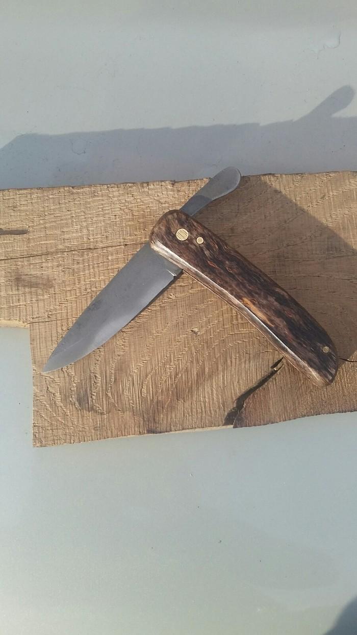 Фрикцион. Проба пера. Нож, Складной нож, Самоделки, Длиннопост