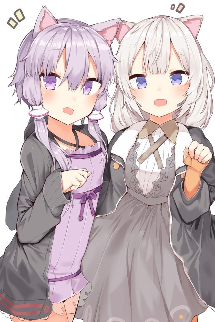 Неко сёстры
