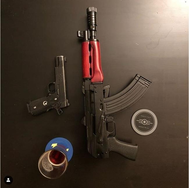 Немного оружейного Оружие, Танки, Длиннопост