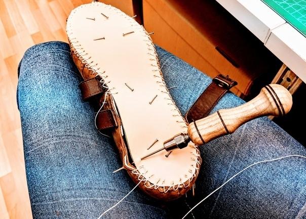 Кеды ручной работы: от и до Обувь, Кожаные кеды, Рабочий процесс, Пошив обуви, Мастерская, Длиннопост