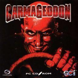"""Игрушки с чердака моего дедушки. Компьютерная игра """"CARMAGEDDON"""" хит 90-х. Воспоминания, Ностальгия, Компьютерные игры, Детство, Видео, Длиннопост"""