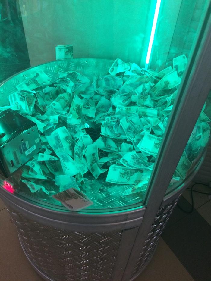 Не мамонт, не вымрет Игровые автоматы, Лохотрон, Деньги, Банк приколов, Длиннопост