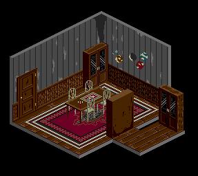 Новые комнаты из RE на SMD! Resident Evil, Bioevil, Smd, Segamegadrive