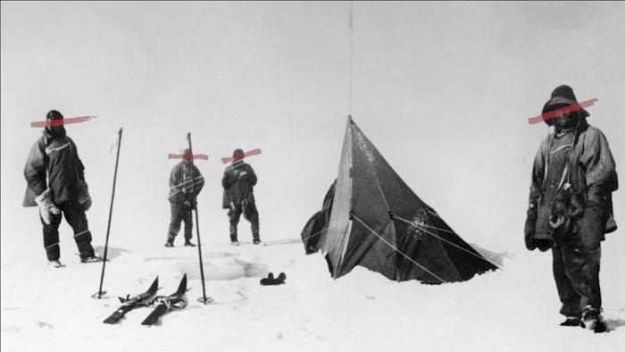 Трагедия гонки к Южному полюсу:Амундсен против Скотта Кинодетали, Амундсен, Роберт Скотт, Антарктида, Южный полюс, Истории, Факты, Видео, Длиннопост