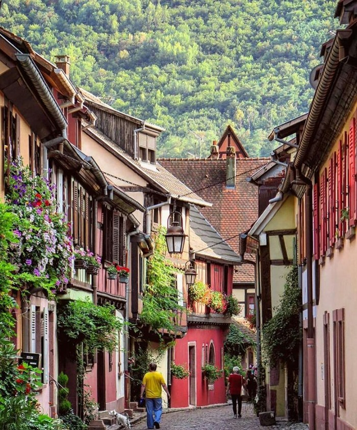 Kaysersberg, Франция.