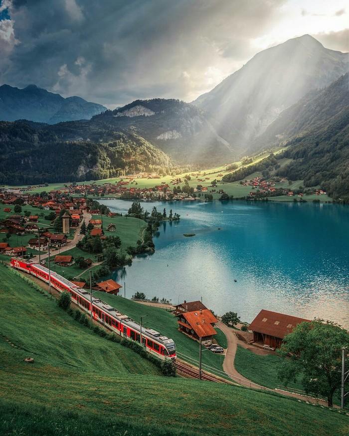 Лунгерн, Швейцария.