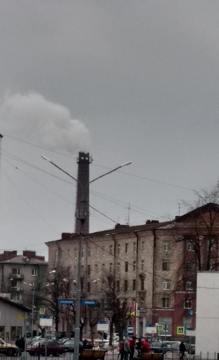 Выборгский Монстр.