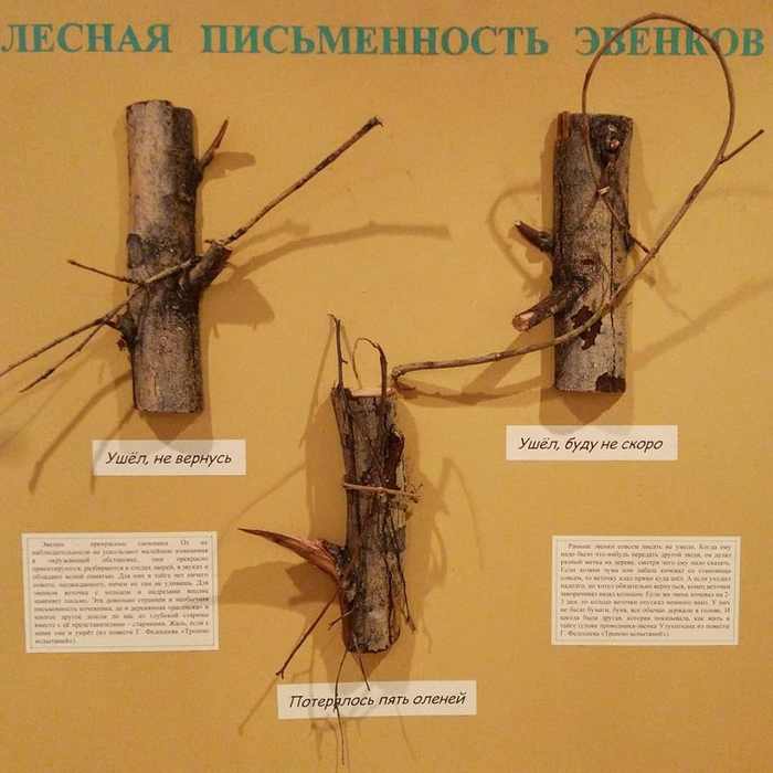 Эвенкийская письменность Эвенки, Письменность