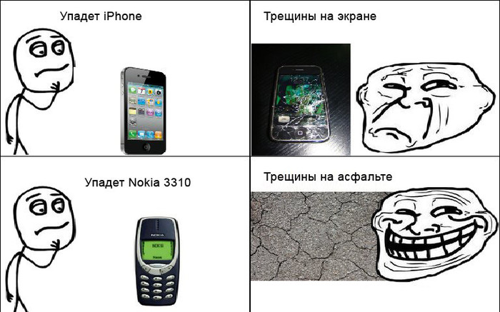 """Войны брендов - 4: как Nokia всего за пару лет """"потеряла"""" рынок Рекламные войны, Nokia, Смартфон, Маркетинг, Бизнес, Adwplus, Длиннопост"""