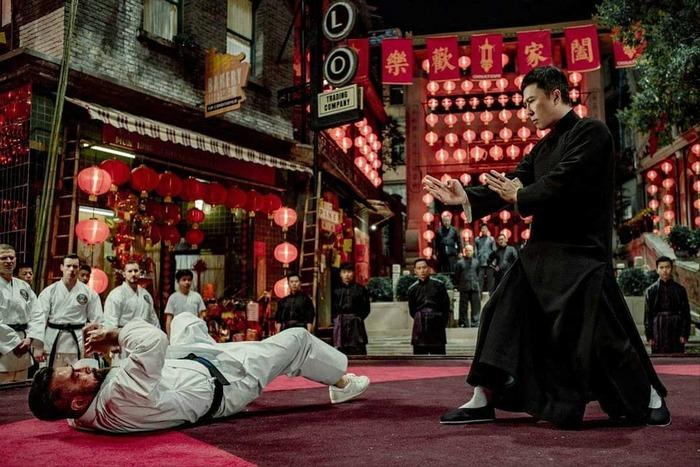 """Официальные кадры """"Ип Мана 4"""" Уилсона Ипа Донни йен, Уилсон ИП, Гонконгское кино, Брюс Ли, Боевики, Азиатское кино, Кадр, Длиннопост"""