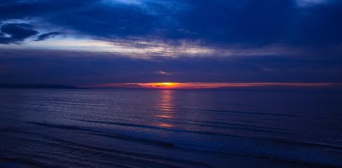 Весенний рассвет вам в ленту Фотография, Рассвет, Весна, Море, Чёрноеморе, Солнце