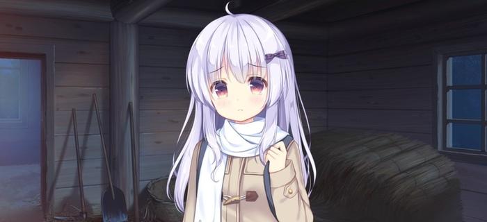 Самый грустный в мире ответ разработчика на критику его игры Tiny snow, Визуальная новелла, Anime Art, Игры, Чувства