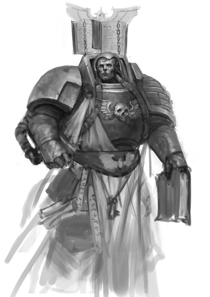 Библиарии КМ. Warhammer 40k, Wh back, Длиннопост