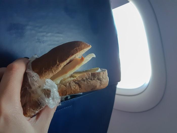 Когда скучно в самолете Булка, Не простая, Съел бы, Да, Так и сделал, Чужой, Фотография