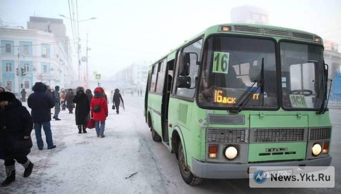 В Якутске десятки автобусов не вышли на маршруты Якутск, Якутия, Новости, Мигранты