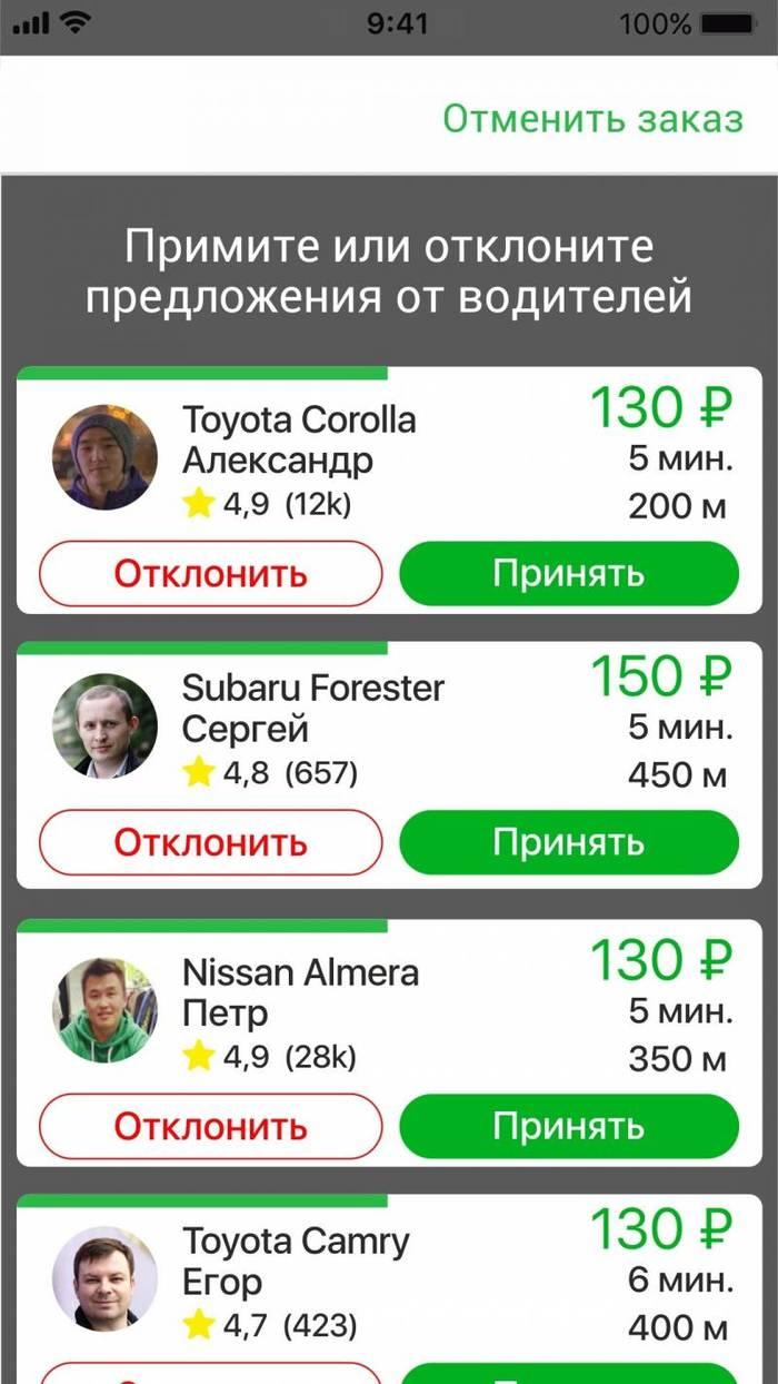InDriver ввел в Якутске возможность выбора водителя Якутск, Якутия, Indriver, Новости, Мигранты, Длиннопост