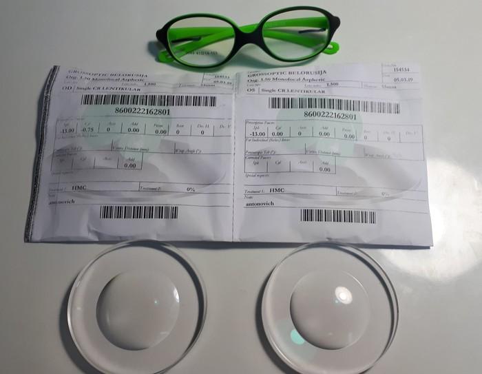 Маленькие очки, большие диоптрии Очки, Дети, Зрение, Диоптрии, Длиннопост
