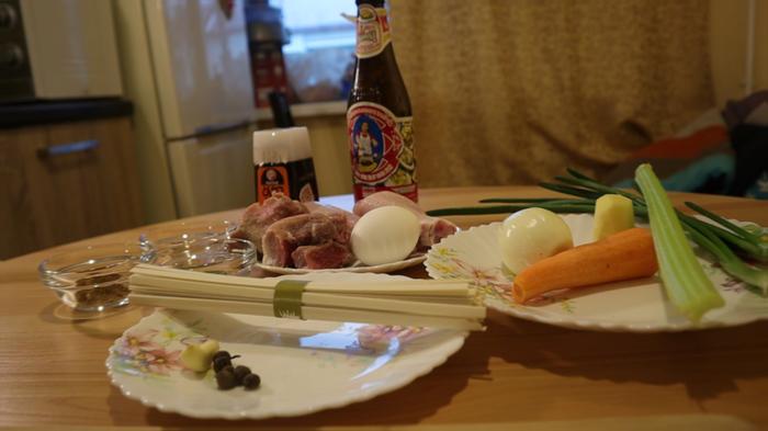 Простой рецепт рамен + видео рецепт Еда, Рамен, Азиатская кухня, Японская лапша, Рецепт, Рецепт лапши, Видео, Длиннопост