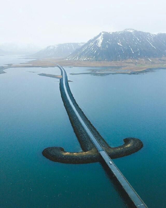 Исландские дорожные поездки