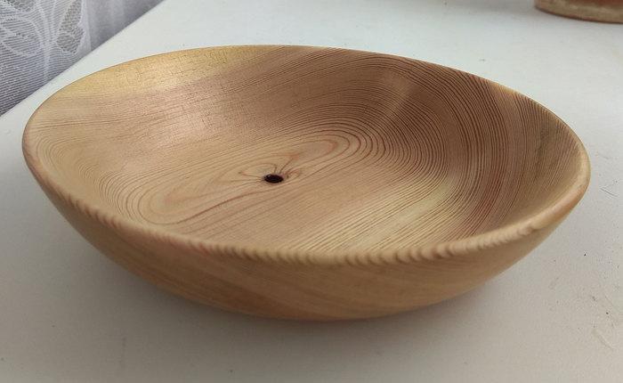 Сосновая тарелка Работа с деревом, Токарный станок, Дерево своими руками, Деревянная тарелка, Видео, Длиннопост