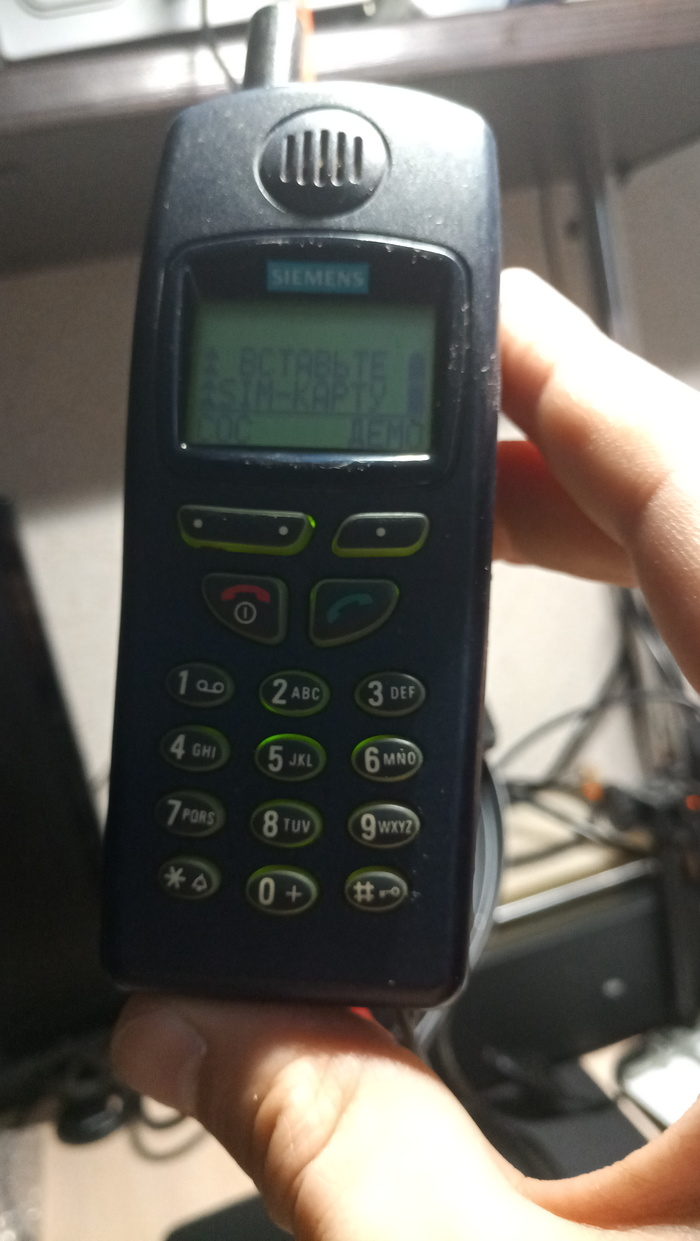 Ещё пара телефонов из каменного века Ностальгия, 2000-е, Мобильные телефоны, Длиннопост
