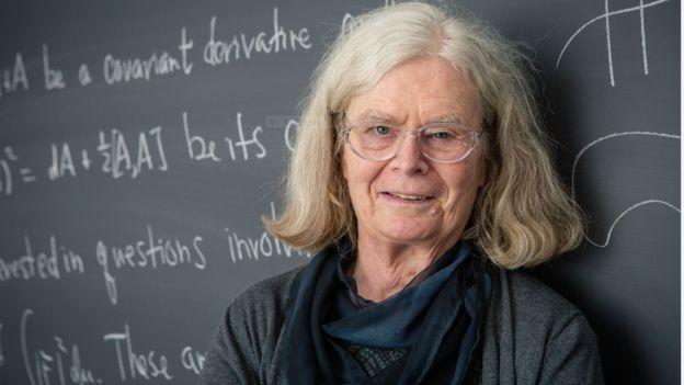 Абелевскую премию по математике впервые получила женщина. Математика, Премия абеля, Женщина, Геометрия