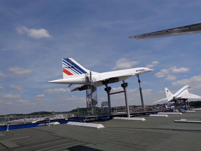 Ту-144 авиамузей в Германии Ту-144, Музей, Самолет, Длиннопост