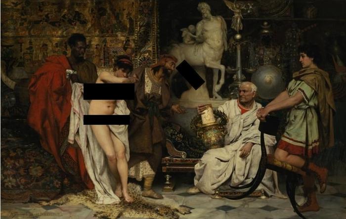Византийская проституция: взгляд сквозь время и юбки. Византия, История, Scientaevulgaris, Длиннопост