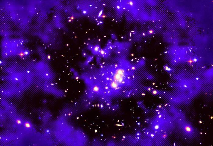 Весь спектр темных материй Наука, Длиннопост, Познавательно, Физика, Темная материя, Вселенная, Космос, Интересное