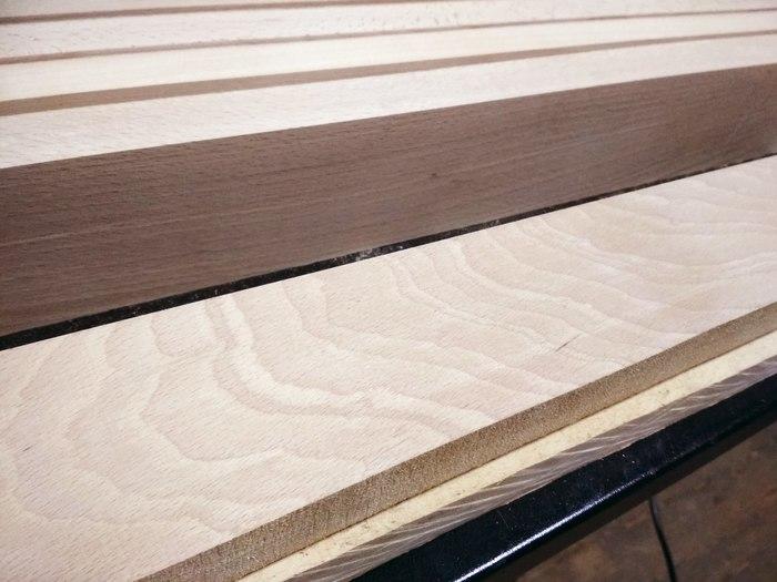 Как я делал стол, который не качается на кривом полу. Часть 1. Изделия из дерева, Своими руками, Стол, Столяр, Длиннопост, Устойчивый стол, Бук, Видео, Рукоделие с процессом