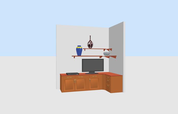 Ремонт и обустройство кухни своими руками (часть 2)-Барная стойка Строительство и ремонт, Барная стойка, Рамка, Винная рамка, Барная стойка своими руками, Видео, Длиннопост