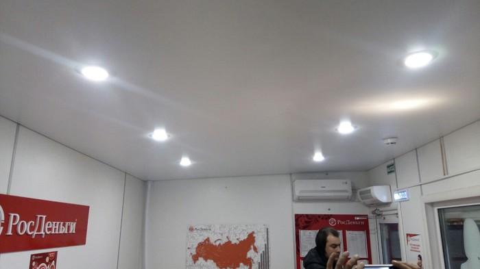 Сифон, натяжной потолок и микрозаймы... Натяжные потолки, Крыша, Строительство, Ремонт, Длиннопост
