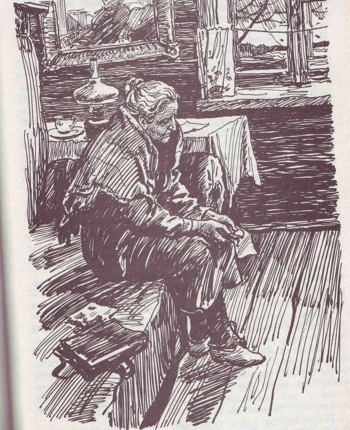 Только бы УСПЕТЬ ! Константин Паустовский, Рассказ, Книги, Воспоминания, Воспоминания из детства, Длиннопост