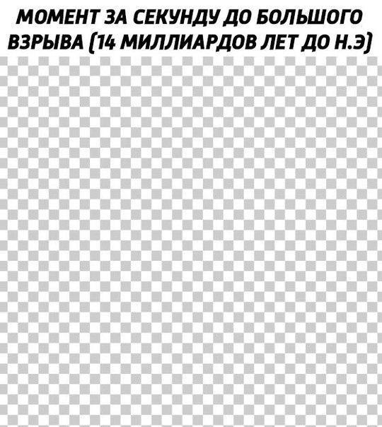 Прозрачный слой Большой взрыв, Вселенная, Пустота, Photoshop