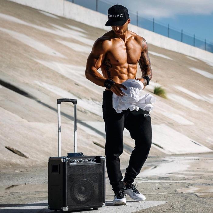 Мужчины и фитнес +бонус видео :) Мужская красота, Парни, Мужчина, Торс, Мышцы, Накачанный, Девушкам, Видео, Длиннопост