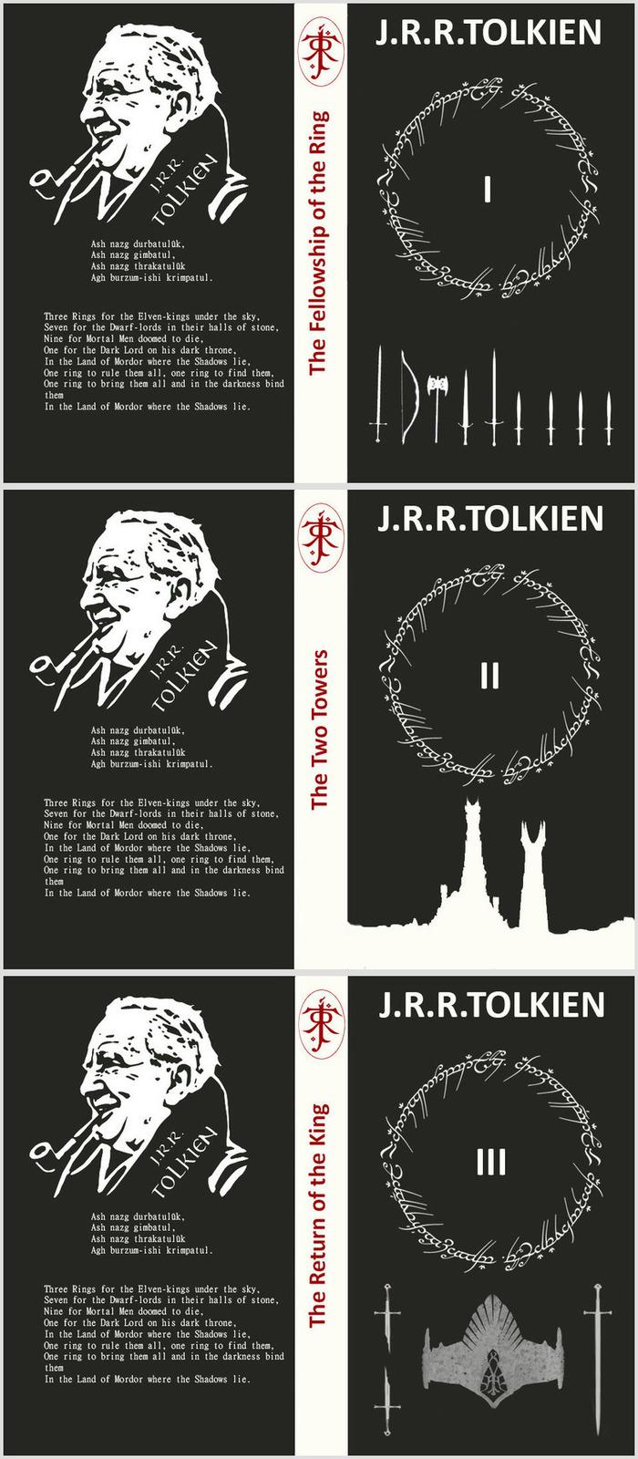 Властелин Колец: Обложки книг Властелин колец, Толкин, Книги, Длиннопост