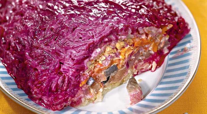 Селедка под шубой Рецепт, Салат, Праздники, Секретный рецепт, Вкусно, Приготовление