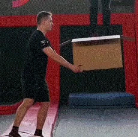 Магическая коробка