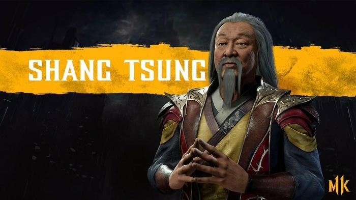 Your soul is mine! Кэри-Хироюки Тагава снова сыграл Шанг Цунга. Теперь в игре. Mortal Kombat, Mortal Kombat 11, Shang Tsung, Игры, Кэри-Хироюки Тагава, Шан тсунг, Шанг Цунг, Шан Цзун