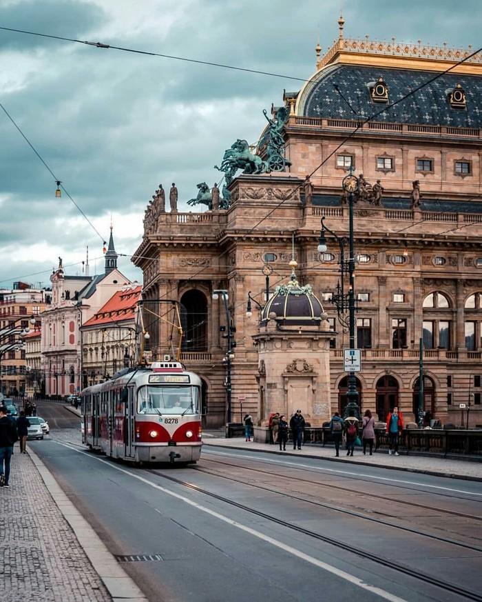 Трамвайчики.... Трамвай, Европа, Лиссабон, Прага, Германия, Прогулка по городу, Фотография, Длиннопост