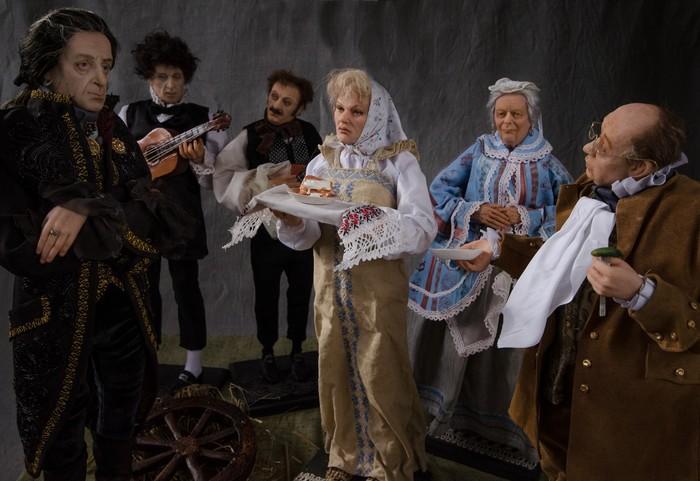 """#2 портретные куклы по фильмам. """"Формула любви"""". Портретная кукла, Формула любви, Куклы ручной работы, Длиннопост"""