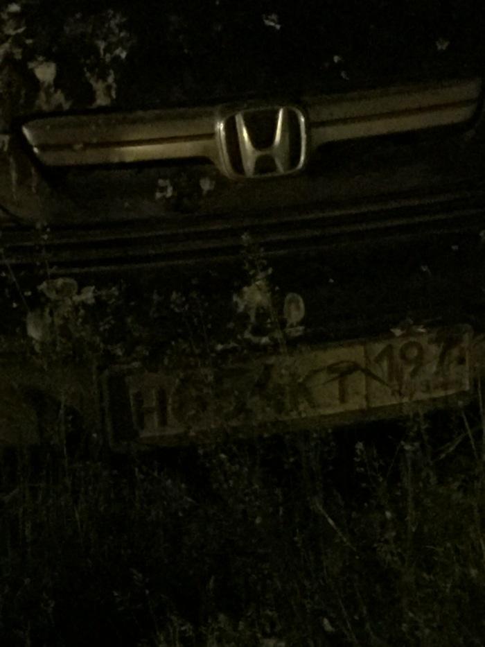 Как я нашёл угнанный автомобиль Авто, Угон, Полиция, Honda, Длиннопост